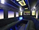 New 2018 Ford Transit Mini Bus Limo Battisti Customs - Kankakee, Illinois - $76,900