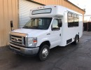 Used 2013 Ford E-450 Mini Bus Shuttle / Tour StarTrans - Las Vegas, Nevada - $13,900