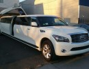 2014, Infiniti, Truck Stretch Limo, Pinnacle Limousine Manufacturing