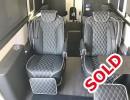 New 2018 Mercedes-Benz Sprinter Van Limo Midwest Automotive Designs - Oaklyn, New Jersey    - $141,990