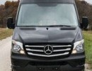 2018, Mercedes-Benz Sprinter, Van Shuttle / Tour, Westwind