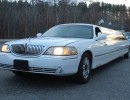 2006, Lincoln, Sedan Stretch Limo, Pinnacle Limousine Manufacturing