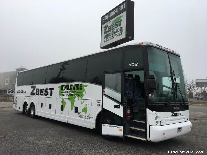 Used 2011 Van Hool Motorcoach Shuttle / Tour  - Glen Burnie, Maryland - $249,000