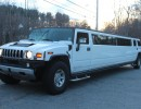 2008, Hummer, SUV Stretch Limo, Executive Coach Builders