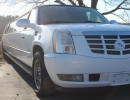 2008, Cadillac, SUV Stretch Limo, Executive Coach Builders