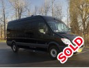 2012, Mercedes-Benz Sprinter, Van Limo, Limo Land by Imperial