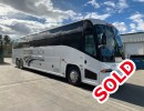 2012, MCI, Motorcoach Shuttle / Tour