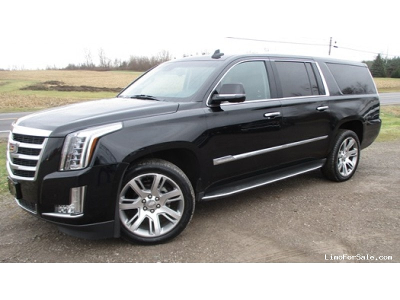 Used 2015 Cadillac SUV Limo  - Bellefontaine, Ohio - $43,800