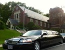2008, Lincoln, Sedan Limo, Royale