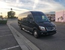 2015, Mercedes-Benz Sprinter, Van Limo, First Class Customs