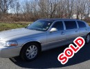 2003, Lincoln Town Car, Funeral Limo, Executive Coach Builders