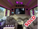 Used 2016 Mercedes-Benz Sprinter Van Limo American Limousine Sales - Cypress, Texas - $79,000