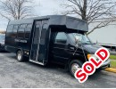 1998, Ford E-450, Mini Bus Limo, Ford