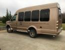 2011, Ford E-350, Mini Bus Shuttle / Tour, Turtle Top