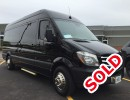 2016, Mercedes-Benz Sprinter, Van Shuttle / Tour, Specialty Conversions