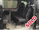 Used 2016 Mercedes-Benz Sprinter Van Shuttle / Tour Specialty Conversions - rolling meadows, Illinois - $39,900