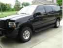 2004, Ford Excursion XLT, SUV Limo, Executive Coach Builders