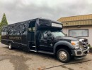 2013, Ford F-550, Mini Bus Shuttle / Tour, Krystal