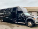 2014, Ford F-550, Mini Bus Shuttle / Tour