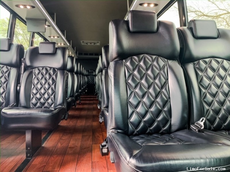 Used 2013 Ford F-650 Mini Bus Shuttle / Tour Grech Motors - sonoma, California - $85,000