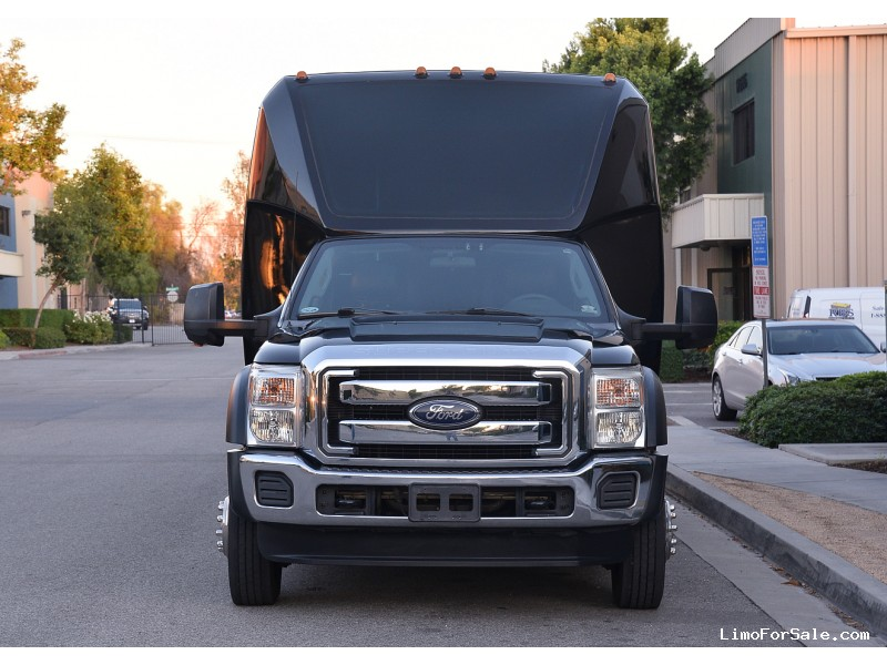 Used 2015 Ford F-550 Mini Bus Shuttle / Tour Grech Motors - Fontana, California - $66,995