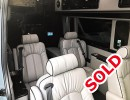 New 2019 Mercedes-Benz Sprinter Van Limo Midwest Automotive Designs - Oaklyn, New Jersey    - $131,550