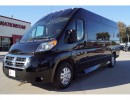 New 2017 Dodge Ram ProMaster Motorcoach Shuttle / Tour Midwest Automotive Designs - Lewisville, Texas - $75,550