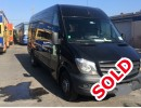 2014, Mercedes-Benz Sprinter, Mini Bus Shuttle / Tour, Meridian Specialty Vehicles