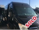 2009, Mercedes-Benz Sprinter, Mini Bus Shuttle / Tour, Thomas