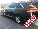 2013, Lincoln MKT, Sedan Stretch Limo