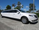 2015, Lincoln MKT, Sedan Stretch Limo, Executive Coach Builders