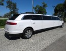 Used 2015 Lincoln MKT Sedan Stretch Limo Executive Coach Builders - Pompano Beach, Florida - $57,900