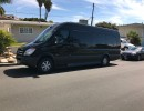 2013, Mercedes-Benz Sprinter, Van Limo, Battisti Customs