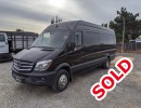 2018, Mercedes-Benz Sprinter, Van Shuttle / Tour, Grech Motors