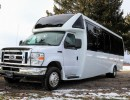 2018, Ford E-450, Mini Bus Limo, Global Motor Coach