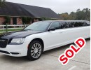 2016, Chrysler 300, Sedan Stretch Limo, Springfield