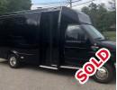 2012, Ford E-350, Mini Bus Shuttle / Tour, Federal