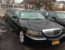 2007, Lincoln MKT, Sedan Stretch Limo, Executive Coach Builders