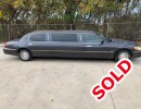 Used 1999 Lincoln Town Car Sedan Stretch Limo Picasso - Plano, Texas - $6,900