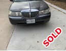 1999, Lincoln Town Car, Sedan Stretch Limo, Picasso