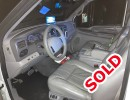 Used 2000 Ford Excursion SUV Stretch Limo Royal Coach Builders - Battle Creek, Michigan - $13,000