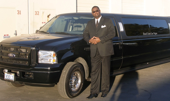 Big Rick Head Limo